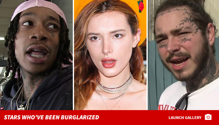 0919 stars whove been burglarized photos footer 1 - Suspect in Rams' Star Robert Woods' Burglary Tied to Rihanna, Puig & Milian Break-Ins