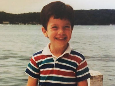Guess Who This Lakeside Lad Turned Into!