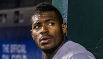 Dodgers Star Yasiel Puig Burglarized for the Fourth Time, Video of Suspect Released