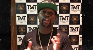 Floyd Mayweather Planning Comeback Fight In…
