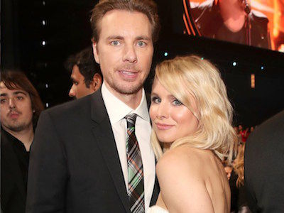 Bell Reveals 'Drug of Choice' & Sober Hubby Dax Shepard's 'ECSTASY PARTY' Dream
