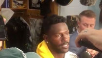 Antonio Brown Says He Doesn't Want To Be Traded
