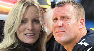 Stormy Daniels Claims Ben Roethlisberger 'Terrified' Her During Kiss Attempt