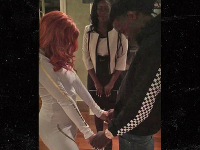 Cardi B Posts One-Year Anniversary Pic of Bedroom Wedding with Offset