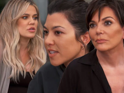 Kourtney Throws Kris Jenner's Affair In Her Face on 'Keeping Up with the Kardashians' (Exclusive)
