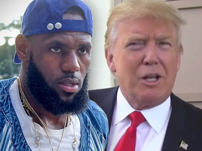 LeBron James on Trump Insults, 'That's Like Somebody Saying I Can't Play Ball'