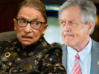 Congressman Ralph Norman Jokes About Ruth Bader Ginsburg Getting Groped