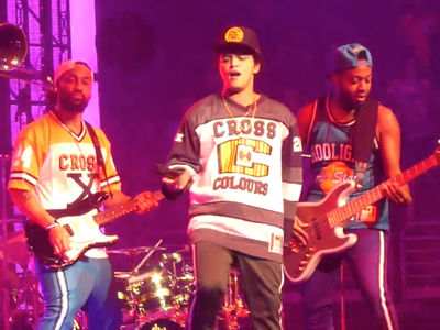 Bruno Mars Honoring Cardi B Nightly on Tour, As Promised
