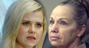 Elizabeth Smart's Kidnapper Wanda Barzee Goes Wild First Night Out