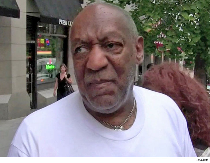 Bill Cosby better enjoy what little freedom he's got left'cause prosecutors in his sexual assault case want him locked behind bars Monday morning