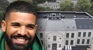 Drake Pimps Out Basement with Basketball Court in New Toronto Mansion