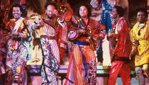 Funky Photos of Earth, Wind & Fire to Help You Remembah ... the 21st Night of Septembah!