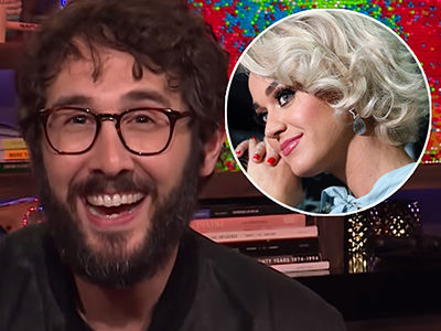 So THIS Is What Josh Groban Thinks About Katy Perry Saying He's 'The One That Got Away'