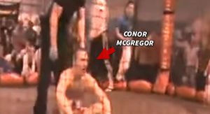Conor McGregor Cried After 1st MMA Loss, Opponent Explains Why ...