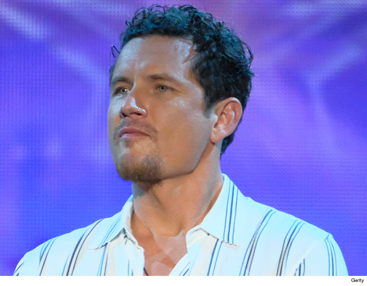 'America's Got Talent' Finalist Michael Ketterer Arrested For Domestic Violence