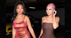 Kylie Jenner Gets Dolled Up for BFF Jordyn Woods' Birthday Bash