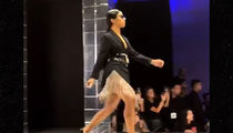 Cardi B's Sister Wets Her Feet in First Major Fashion Show in Milan