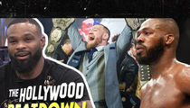 Tyron Woodley Believes He's Next In Line for Conor McGregor After Khabib