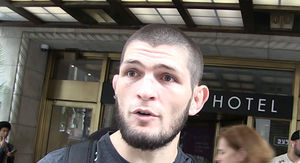 Khabib Hates Conor's Filthy Mouth, 'Think About…