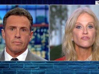 Kellyanne Conway CAN'T QUIT Chris Cuomo in Another CRAZY Interview: 'I'll Walk Away'