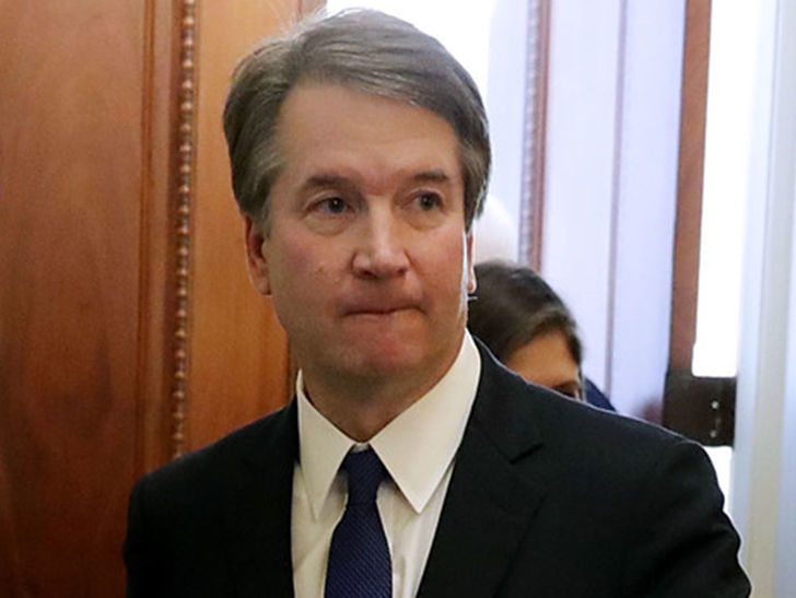 Brett Kavanaugh's New Accuser Says He Put His Penis in Her Face