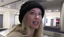 Hilary Duff Asks Suspicious Man to Stop Following Her, Making Her 'Uncomfortable'