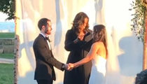 Michelle Obama Officiates Wedding