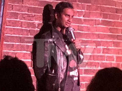 Aziz Ansari, Amy Schumer, Jeff Ross Perform at Same Club Louis C.K. Crashed Last Month