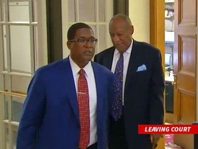 Bill Cosby Leaves Court, Sentencing Pushed Back to Tomorrow