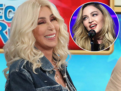 Cher Throws MAJOR Shade at Madonna and Calls Ellen a 'BITCH!'