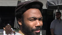 Childish Gambino Injured During Dallas Concert