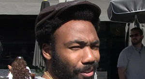 Childish Gambino Was Injured with Possible Broken Foot Before Dallas Concert