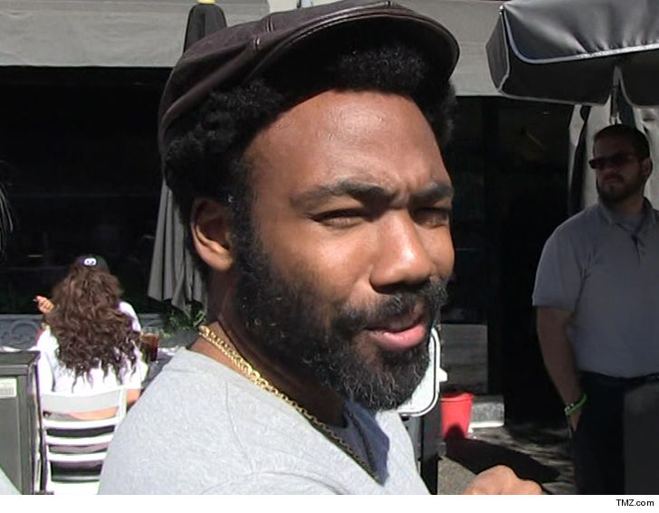 0924 donald glover tmz 4 - Childish Gambino Was Injured with Possible Broken Foot Before Dallas Concert