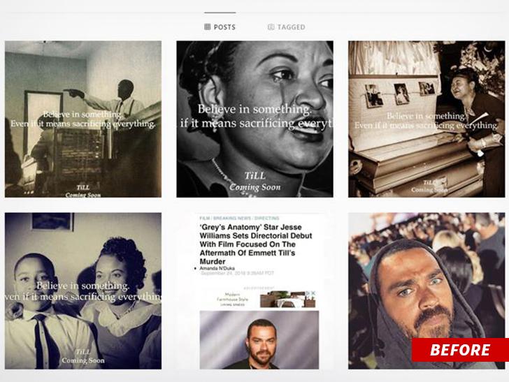 Jesse Williams Pulls Emmett Till Nike Kaepernick Memes Amid Backlash