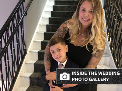 'Teen Mom 2' Star Attends Her EXES' Wedding -- Wait'll You See Her with Jo and His New Wife!