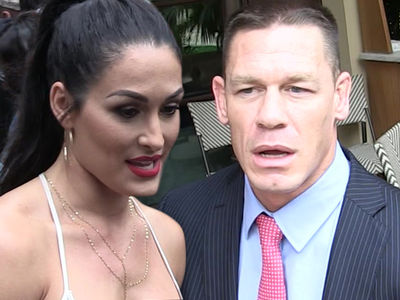 Nikki Bella Says She Doesn't Talk to John Cena Anymore, 'I'm Doing Me'