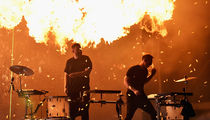 Firework Explodes in Crowd During ODESZA Set at Life is Beautiful