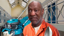 Bill Cosby Could Do a Bunch of Odd Prison Jobs While Serving His Sentence