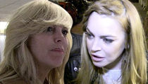 Lindsay Lohan's Mom, Dina, Files for Bankruptcy, Spares Her House