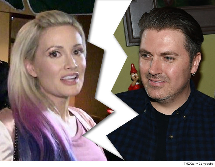 You holly madison as