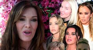 Lisa Vanderpump Isolating Herself From 'RHOBH' Cast, Costars Pissed