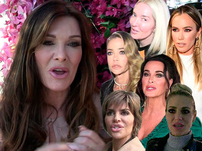Lisa Vanderpump Isolating Herself From 'RHOBH' Cast, Costars Pissed