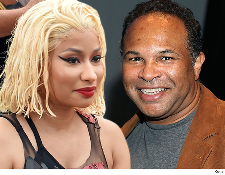 Nicki Minaj Comes Through On $25000 Geoffrey Owens Promise
