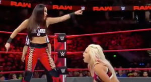 Liv Morgan Suffered Concussion from Brie Bella…