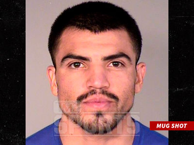 Boxer Victor Ortiz Arrested for Rape, Charged with 3 Felonies