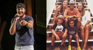 After This Country Star Lost Both Of His Siblings, He Made A Life-Changing Decision About His Family