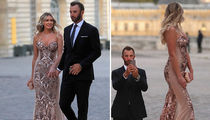 Paulina Gretzky In Paris With Dustin Johnson, We're Still Together!!