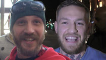 Tom Hardy Says Conor McGregor Inspired 'Venom' Character