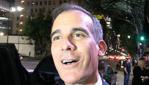L.A. Mayor Eric Garcetti Sounds Presidential Defending Sen. Ted Cruz