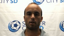 Landon Donovan Gunning to Bring MLS Team to San Diego